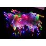 Luces Led 7w Multicolor, Adorno, Fiestas, Navidad, Halloween