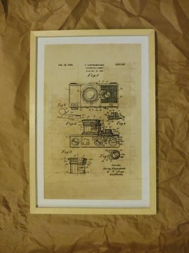 Cuadro vintage camara fotogrfica esquema blueprint 40 x 60 910 cuadro vintage camara fotogrfica esquema blueprint 40 x 60 91000 en mercado libre malvernweather Images