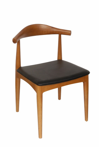 sillon silla comedor oficina hans wegner ch20 elbow