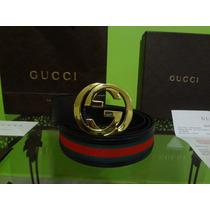Cinturon Gucci Piel