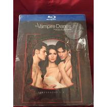 The Vampire Diaries Diarios De Vampiros Seasons 1-4 3889min