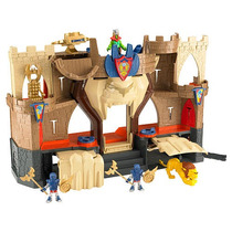 Den De Fisher-price Imaginext Castillo León