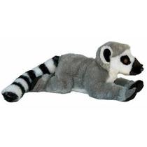 Lemur De Peluche Marca Aurora De La Mejor Calidad