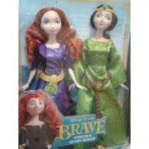 Barbies Brave Merida Y Queen Elinor