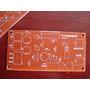 Circuito Impreso Para Armar Amplificador 2.1 20+6+6 Watts