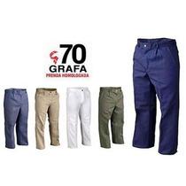 Equipo De Trabajo Grafa/ Camisa + Pantalon. S/iva