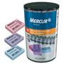 Borracha Record Color Mercur - Pote C/40