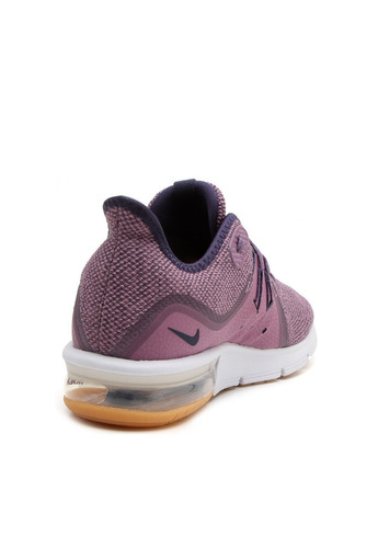 Tênis Feminino Nike Air Max Sequent 3 Roxo - R  279 26088a59e361b