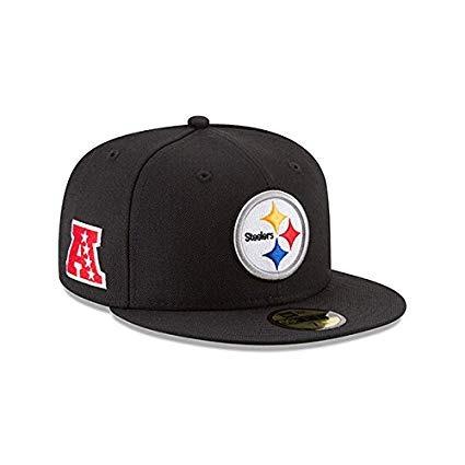 Gorra Pittsburgh Steelers New Era Wool Standard 100% Lana Ta -   1 37fd2fa9e20