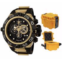 Relógio Invicta Subaqua Noma - 6583 Preto Masculino Cx Stank