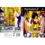 Jogo - Dragon Ball Z - Budokai 3 - Playstation 2