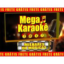 Mega Karaoke 2017 - 10.000 Sucessos Nacionais Internacionais