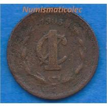 Moneda 1 Un Centavo 1905c Culiacan Muy Escaso
