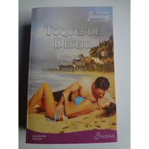 Livro Harlequin Jessica 3 Historias Toques De Desejo Ed. 008