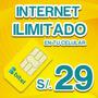Chip Bitel Postpago Con Internet Ilimitado
