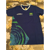 Camisa Oficial Da Seleção Masculina De Vôlei Rio2016