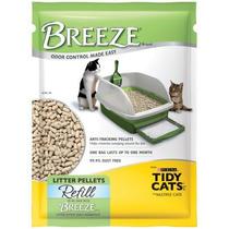 Purina Tidy Cats Breeze Cat Pellets De Camada Recambio Para