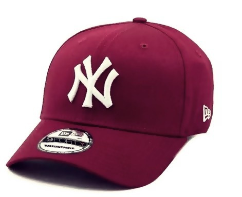 48296676b7358 Bone New Era New York Yankees Vermelho - R  89