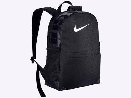 1b8c9ed3e2be6 Mochila Nike Brasilia Negro -   599.00 en Mercado Libre