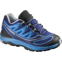 Zapatillas Salomon Xa Pro 2 K - Niños Infantil - Running