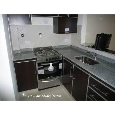 Muebles De Cocina, Bajo Mesada Con Cantos De Aluminio, - $ 2.800,00 ...