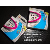 Cartucho Impresora Hp 28 Tricolor