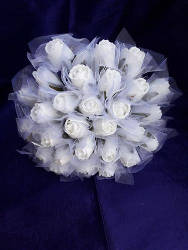 d261238bdf1 Ramos De Novia O Para Lanzar O Para Cintas Flores Goma Eva -   8.000 en  Mercado Libre