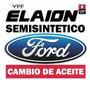 Cambio Aceite Y Filtro Ford Fiesta Lx 1.3 8v Desde 1996