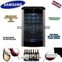 Nevera Vinera Samsung Para 29 Botellas Temperatura Ajustable
