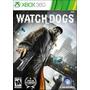 Watch Dogs Xbox 360 Descargable Original