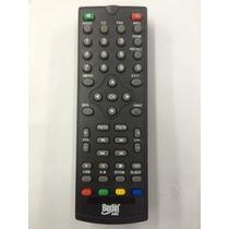 Controle Remoto Conversor Digital Bedinsat Bhd-10 Bhd-10s