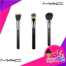 Brochas Individuales Mac Cosmetics 190 Base 187 Polvo