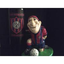 Regala Futbol,jugador San Lorenzo + Vino