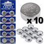 Pila Bateria Alkalina Ag13 Lr44 A76 357 Para Muchos Relojes®
