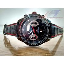 Relógio Carrera Rs2 Calibre 17 Novo Fundo De Vidro