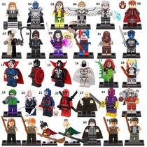 Bonecos Super Heroes Marvel Esquadrão Suicida Liga Justiça