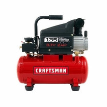 Compresora De Aire Portatil Craftsman De 1hp 3 Gallon 135psi