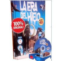 La Era Del Hielo 3d -1 Vol + 1 Dvd Euromexico