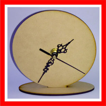 Base Con Maquina De Reloj Cd Souvenirs Artesanias Fabricante