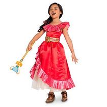 Disfraz Elena De Avalor Disney Store Vestido Nueva Princesa