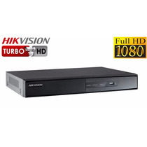 Dvr Hikvision Ds-7216hghi-sh 16 Canales Turbo Hd Analogo Ip