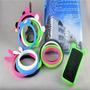 Bumper Forro Estuche Protector Telefonos Celulares Lazos