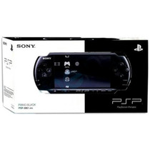 Playstation Psp.slim Portátil 3001 Original Sony Novo Lacrad