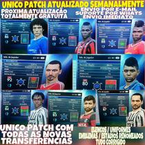 Patch Pes Temporada 2016 Com Brasileirao A E B,bundesliga.