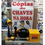Máquina De Copiar Chaves Automática + Kit De Chaves