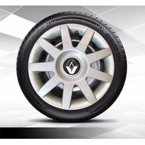 Calota Sandero Clio Logan Symbol Kangoo Renault Aro 14 P434u