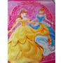 Cobijas Disney Princesas Antialérgicas