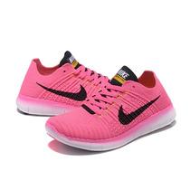 Nike Free Rn Flyknit Dama Nuevas En Caja Entrega Inmediata!