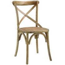 Cadeira Katrina Paris Com Assento Em Rattan