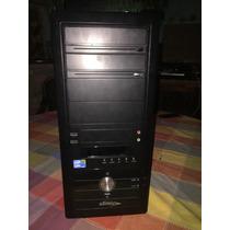 Cpu Intel Core I3-540/3,10ghz Disco Duro 500gb Ram4gb